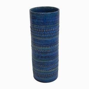 Vaso in ceramica di Bitossi, anni '60