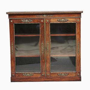 19th Century Rosewood and Ormolu Bookcase