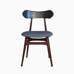 Chaise d'Appoint Vintage par Louis van Teeffelen pour WéBé, Pays-Bas