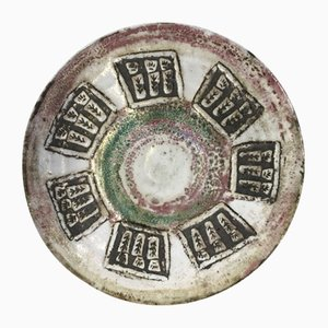 Ceramic Bowl by Albert Thiry, 1960s