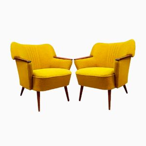 Mid-Century Armchairs from Artifort, Set of 2