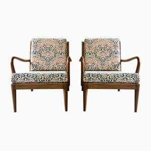 Vintage Easy Chairs by Robert Heritage, 1960s, Set of 2