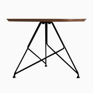 Tavolino da caffè TA01 rotondo di Massimo Cappella