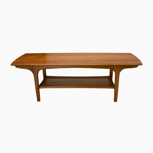 Mid-Century Teak Coffee Table from McIntosh