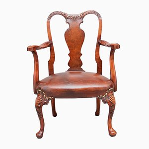 Vintage Queen Anne Style Childs Chair