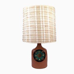 Lampada vintage in ceramica di Georges Pelletier