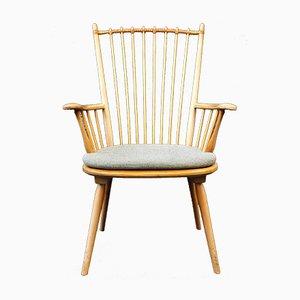 Chaise Vintage par Alfred Haberer pour Fleiner, Allemagne