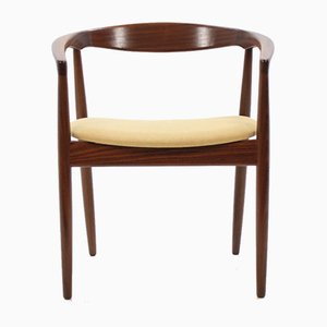 Teak Troja Side Chair by Kai Kristiansen, 1960s