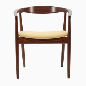 Troja Beistellstuhl aus Teak von Kai Kristiansen, 1960er