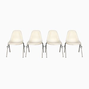 DSS Chair by Charles & Ray Eames for Herman Miller, 1950s, Set of 4
