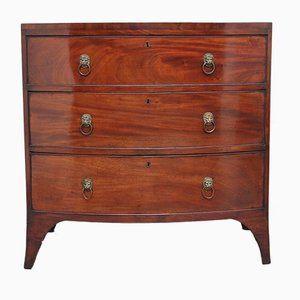 Early 19th Century Mahogany Chest of Drawers