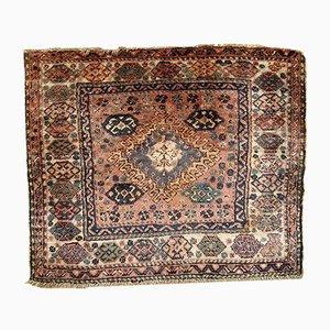 Handgemachter kurdischer Bagface Teppich, 1930er