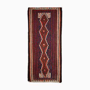 Handmade Gashkai Kilim, 1960s