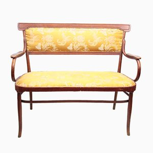 Antique Austrian 2-Seater Sofa from J. & J. Kohn