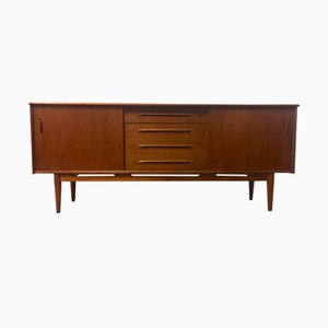 Swedish Teak Sideboard by Nils Jonsson for Troeds Møbler, 1960s