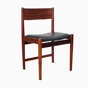 Stuhl aus Palisander von Arne Vodder für Sibast, 1960er