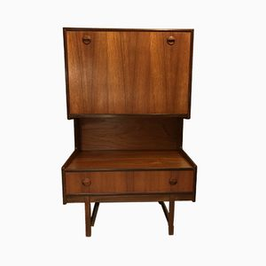 Mid-Century Teak Bureau from Turnidge, 1960s