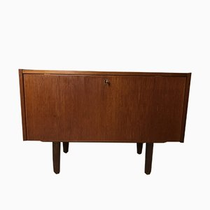 Mid-Century Danish Cabinet by Peter Sorensen for PS System, 1950s