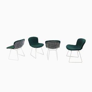 Chaises Vintage par Harry Bertoïa pour Knoll, 1970s, Set de 4