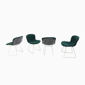 Vintage Chairs by Harry Bertoïa for Knoll, 1970s, Set of 4