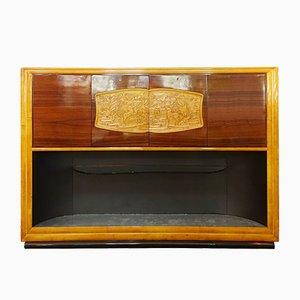 Italian Bar Cabinet, 1950s