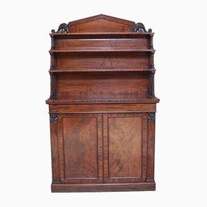 Antique Mahogany Chiffonier