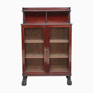 Mahogany Cabinet, 1820s