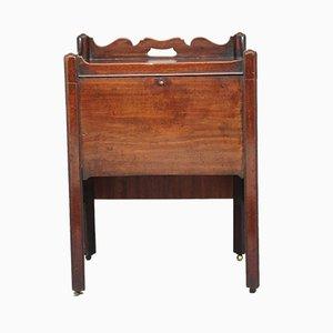 Mahogany Bedside Cupboard, 1780s
