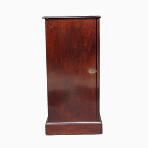 Mueble enfriador de vinos de caoba, década de 1800