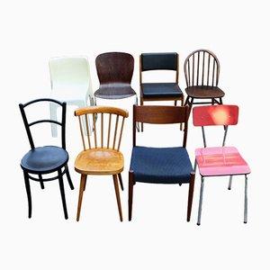 Vintage Stühle, 8er Set