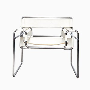 Vintage B3 Wassily Chair by Marcel Breuer for Gavina