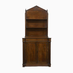 Mahogany Writing Cabinet, 1840s