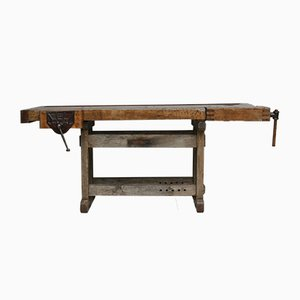 Antique English Workbench from Parkinson's