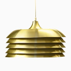 Pendant Light T 742 by Hans-Agne Jakobsson for H-A Jakobsson AB Markaryd, 1960s