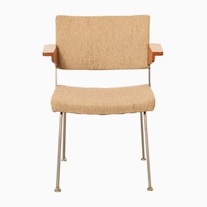 Vintage Brown 1268 Chair by André Cordemeyer / Dick Cordemeijer for Gispen