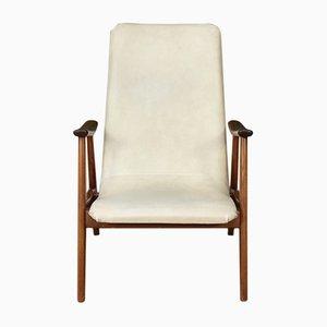 High Back Armchair by Louis van Teeffelen