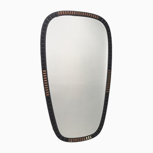 Oval Mirror from Duro, 1966