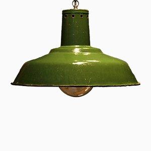 Lampada da fabbrica grande modello 33 MI, anni '60