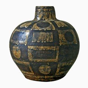 Große Vase von Gerhard Liebenthron, 1970er