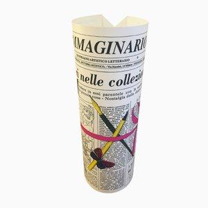 Lampada da tavolo L'Immaginario di Fornasetti per Antonangeli, anni '90