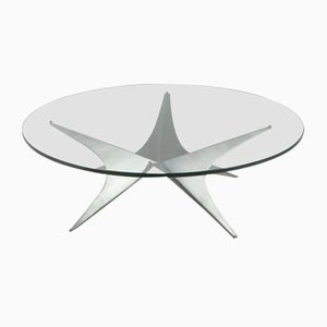 Épigramme Coffee Table by Paul Legeard for Dom, 1970s
