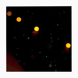 Space No. 3 Art Print behind Acrylic Glass by Antje Schaper, 2018