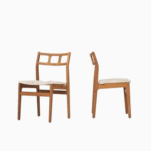 Sedie da pranzo di Johannes Andersen, anni '50, set di 6