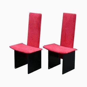 Kazuki Chairs by Kazuhide Takahama for Gavina, 1960s, Set of 2