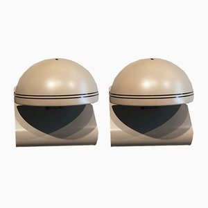 Bugia Wall Lamp by Giuseppe Cormio for Guzzini, 1975, Set of 2