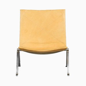 Vintage Model PK22 Lounge Chair by Poul Kjaerholm for Kold Christensen