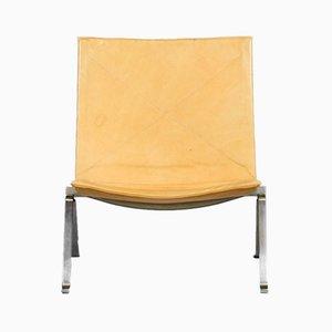 Vintage Modell PK22 Sessel von Poul Kjaerholm für Kold Christensen