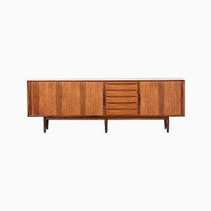 Vintage Model 76 Rosewood Sideboard by Arne Vodder for Sibast