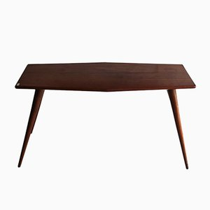 Grande Table Basse en Palissandre, 1950s