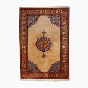 Handgefertigter Teppich, 1970er